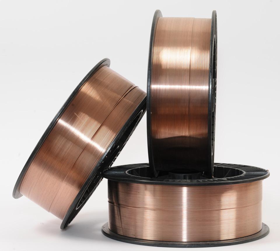 MIG MAG welding wire